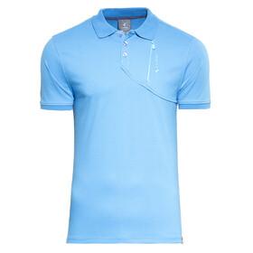Cube Classic T-Shirt Heren blauw